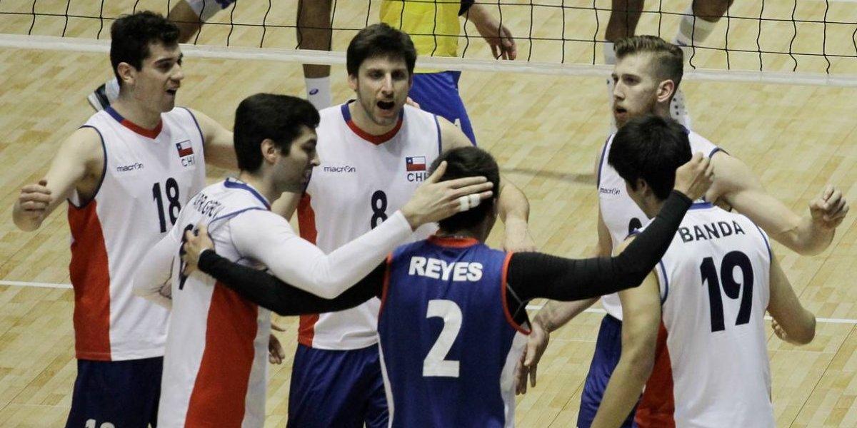 Asi vivimos la definición del tercer lugar del Sudamericano de vóleibol