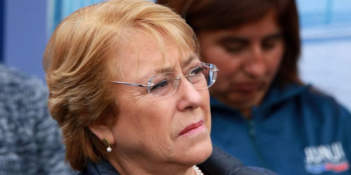 Presidenta Bachelet presentó proyecto de reforma al sistema de pensiones
