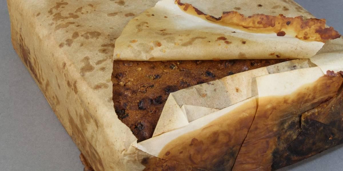 Pesquisadores encontram bolo de 106 anos preservado na Antártica