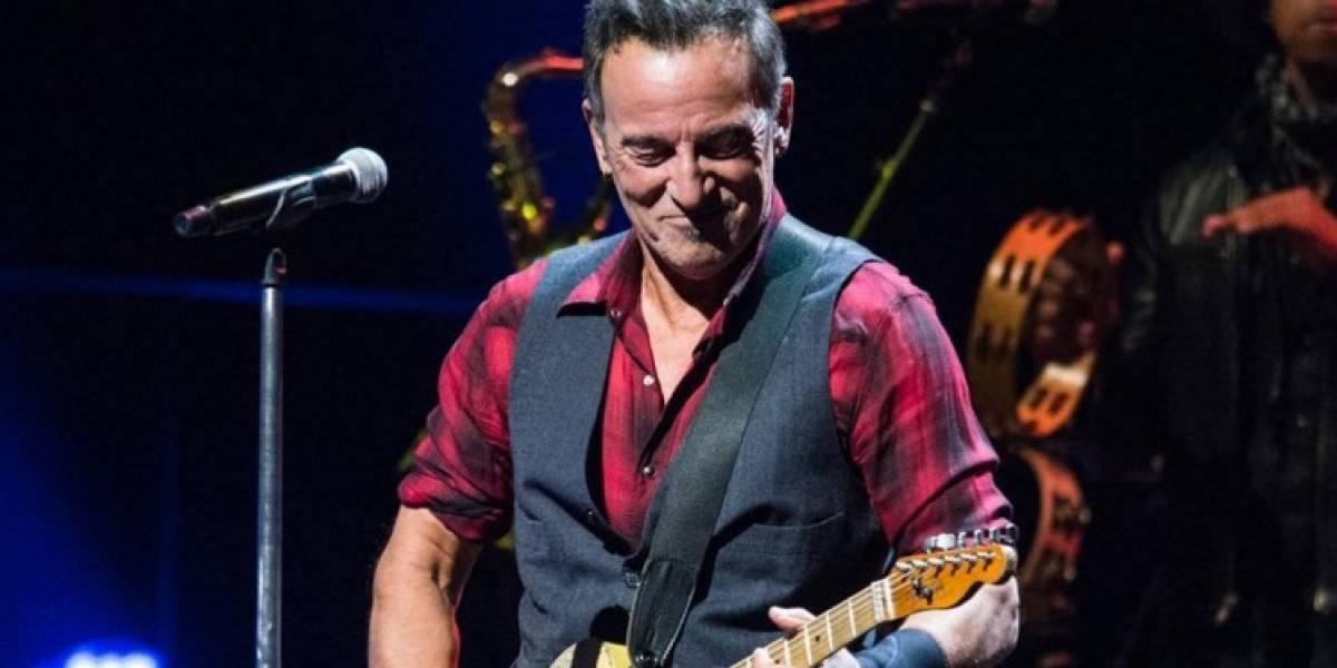 Bruce Springsteen levará show de 'palavras e música' à Broadway