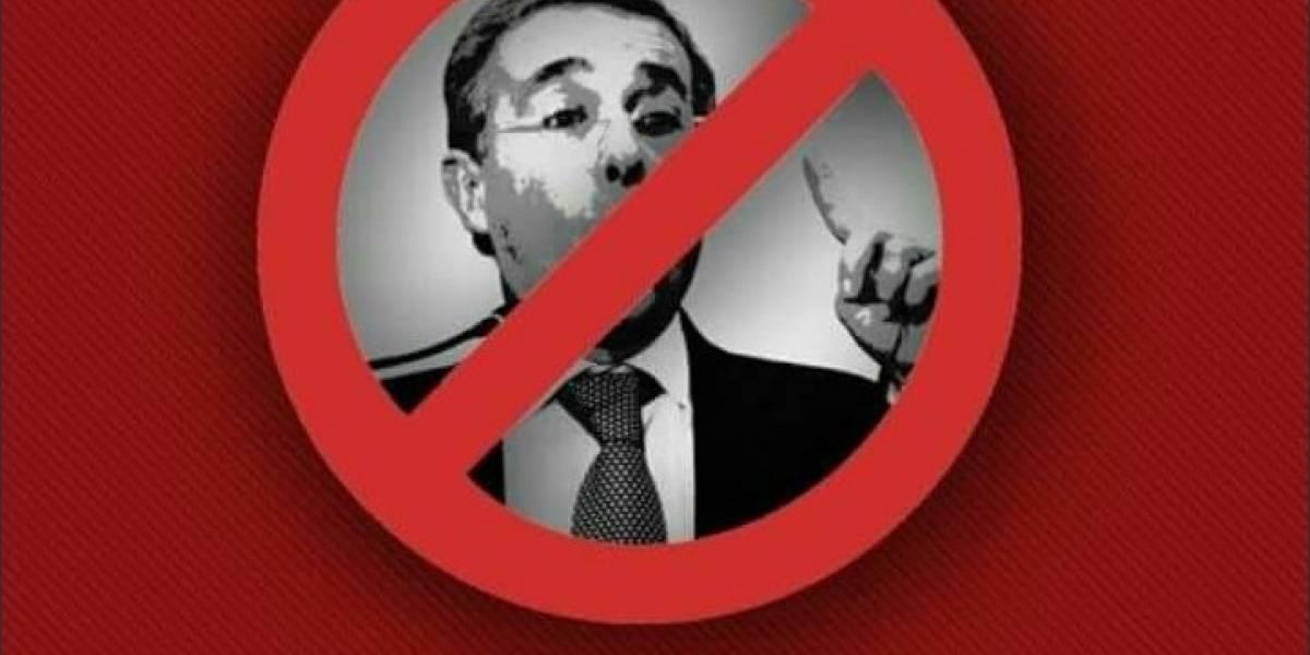 La nueva tendencia en twitter para insultar a Álvaro Uribe