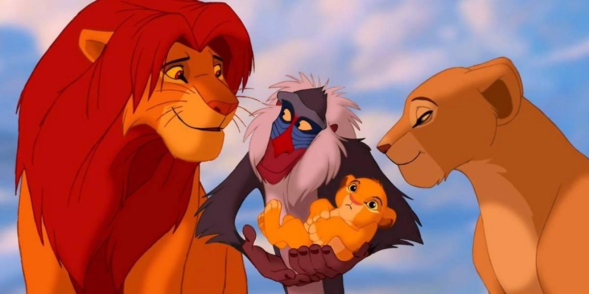 Disney lanzará 'El Rey León' en formato digital y físico