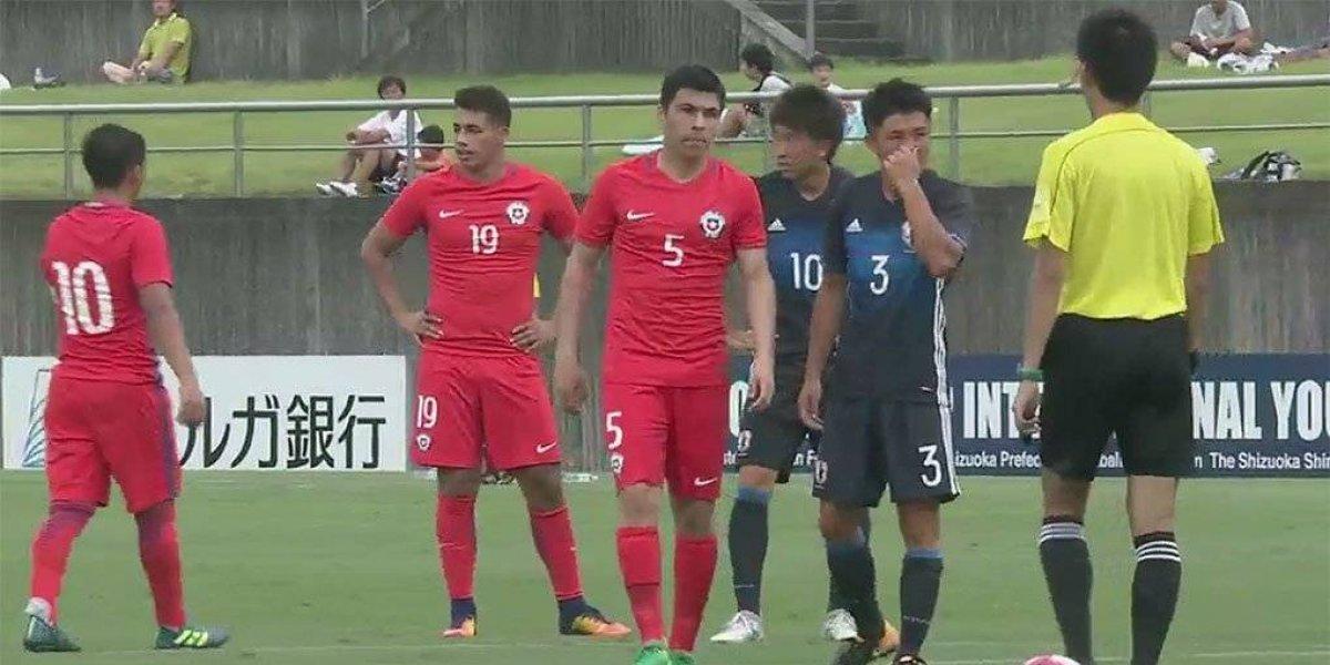 Chile supera a Japón en la SBS International Cup 2017