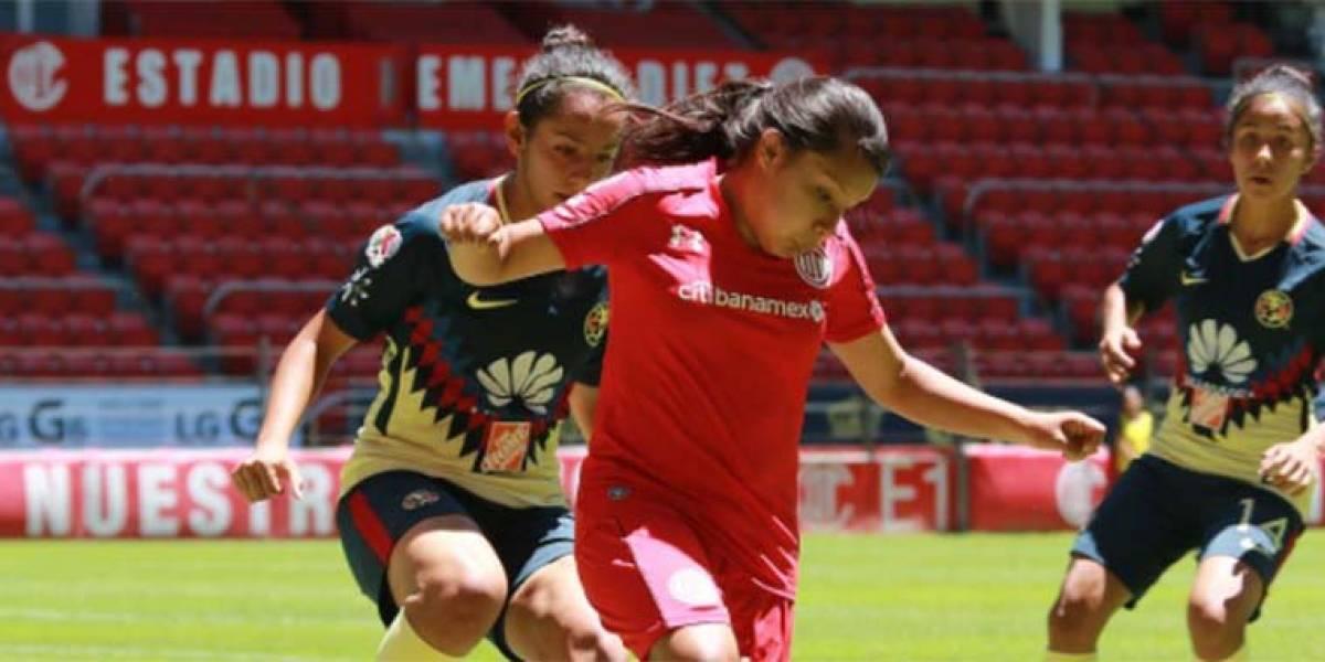 Las Tuzas continúan imparables en Liga MX Femenil