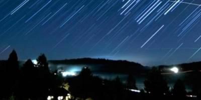 Chuva de estrelas cadentes será vista nesta madrugada em todo o mundo