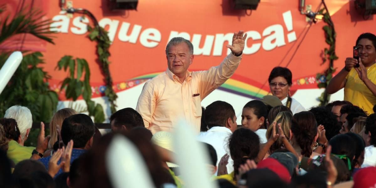 Otorgan a Andrés Granier amparo contra defraudación fiscal