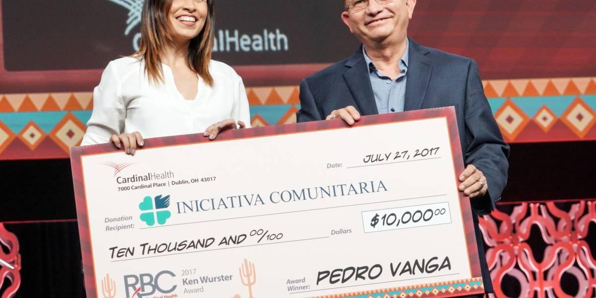 Galardonan farmacéutico puertorriqueño en Estados Unidos