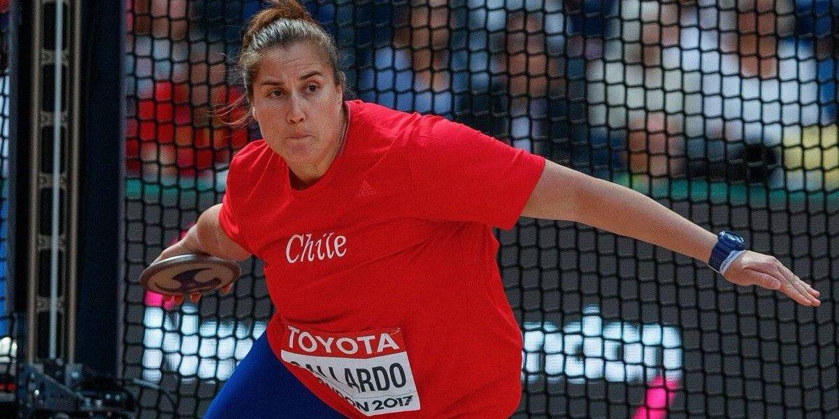 Karen Gallardo no logra superar fase clasificatoria y se despide del Mundial de Atletismo