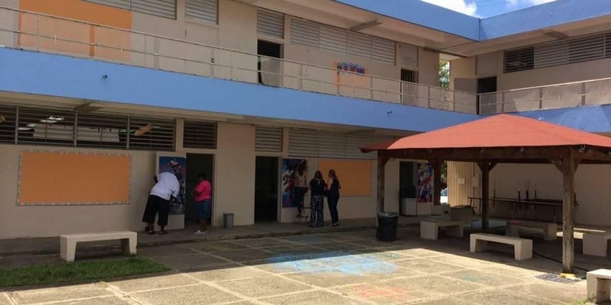 Edificios Públicos y OMEP inspeccionan escuelas para acelerar reapertura