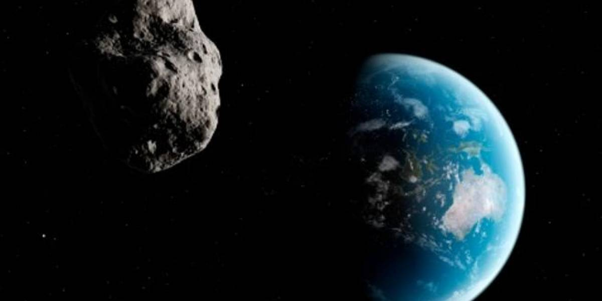 Asteroide del tamaño de una casa pasará cerca de la Tierra en octubre