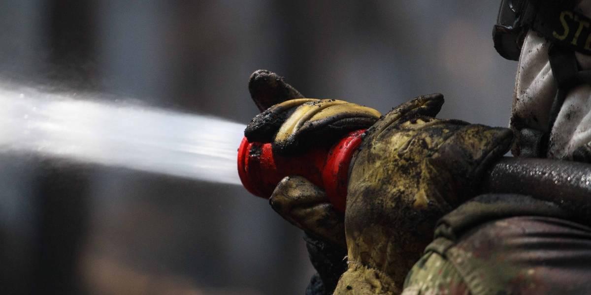 Entidades de Bogotá atienen emergencia en Bosa por incendio