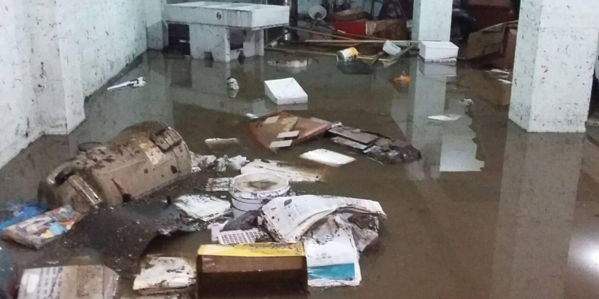 Niña de dos años muere por inundaciones en Guajitos