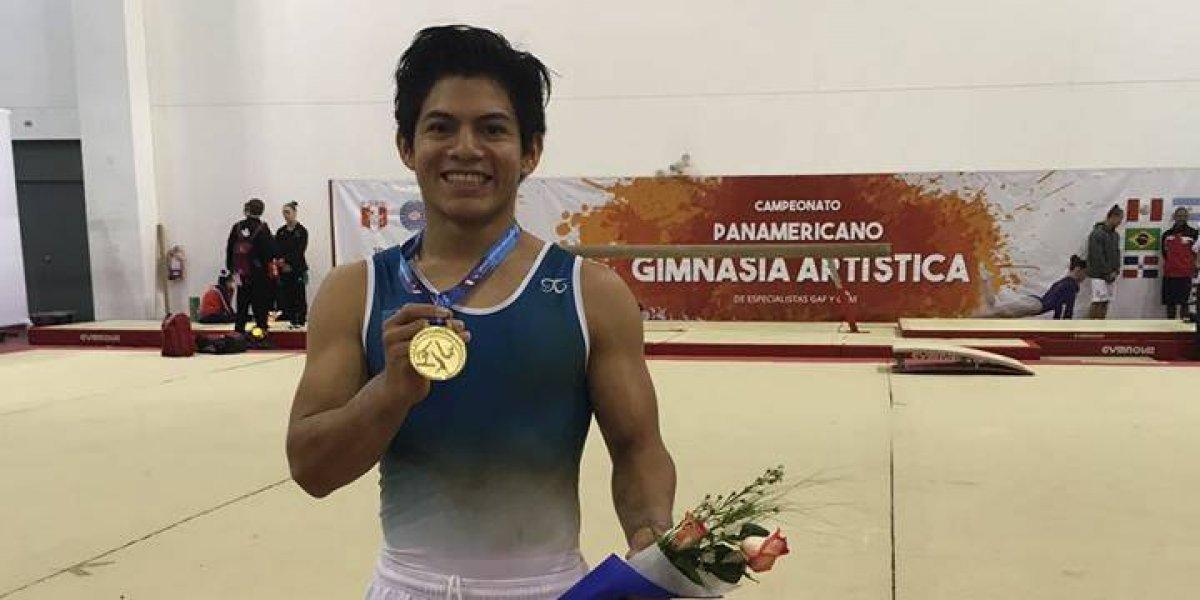 Jorge Vega gana medalla de oro en el Campeonato Panamericano