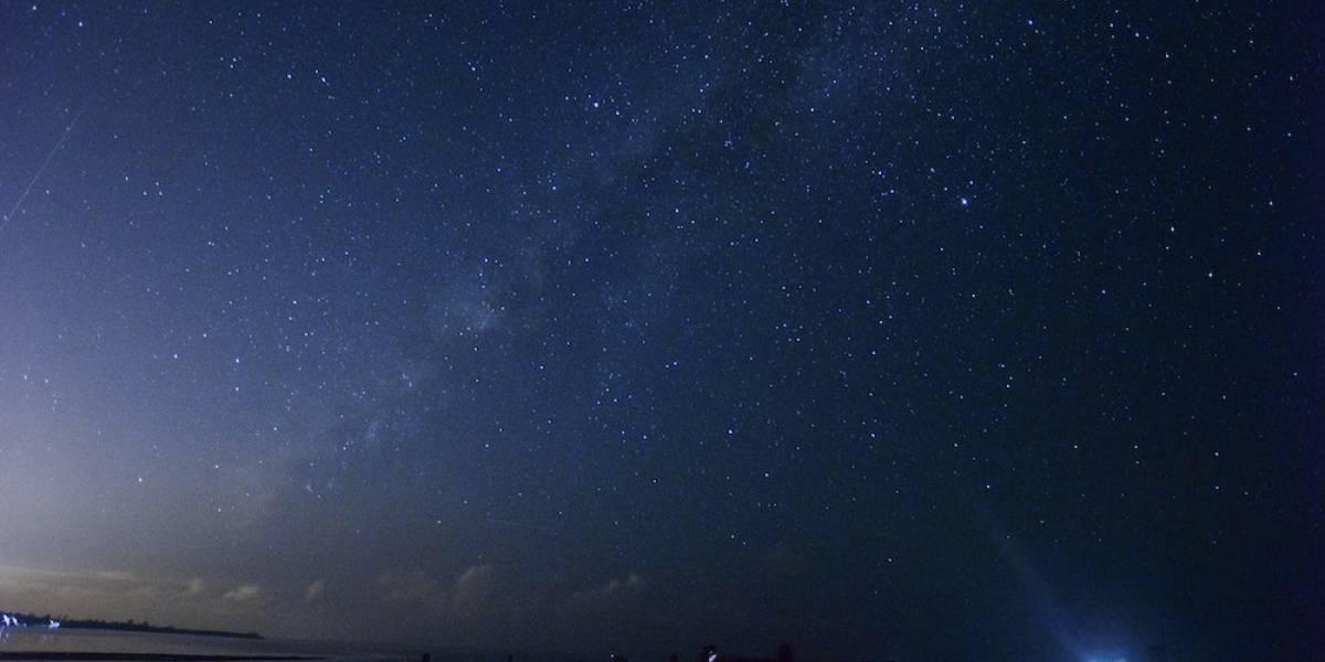 ¡No te lo pierdas! Lluvia de estrellas será visible este fin de semana