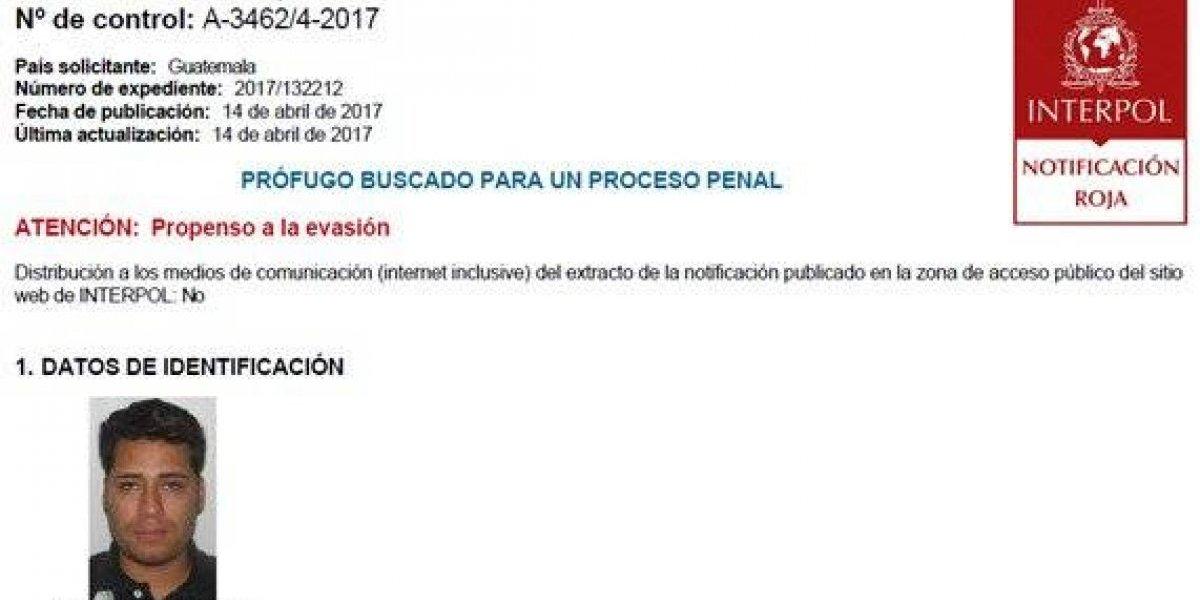 Detienen en México a exempleado del Renap señalado de desfalcar Q70 mil