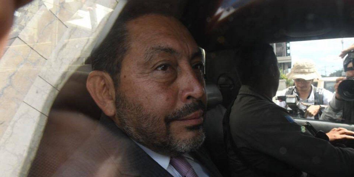 Tribunal cita a exdirectores de la PNC para que declaren por extradición de López Bonilla