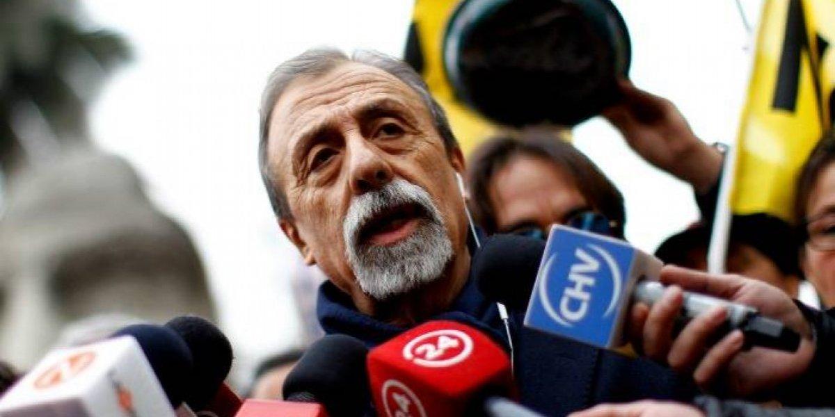 """Movimiento """"No+AFP"""": """"Lo que se ha hecho con esta propuesta de reforma es dejar intacto el sistema"""""""