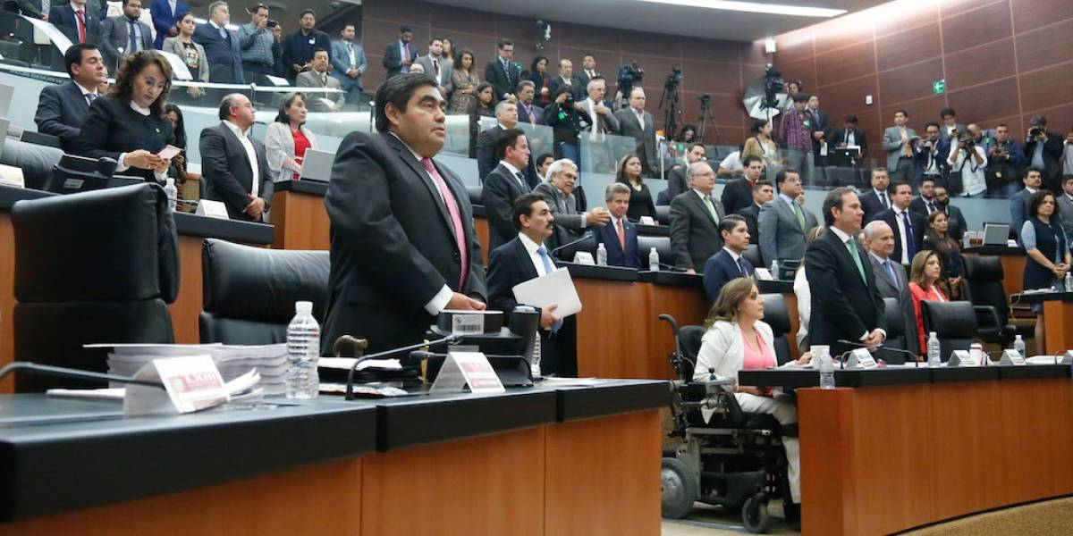 Senadores viajarán a Washington para primera ronda del TLCAN