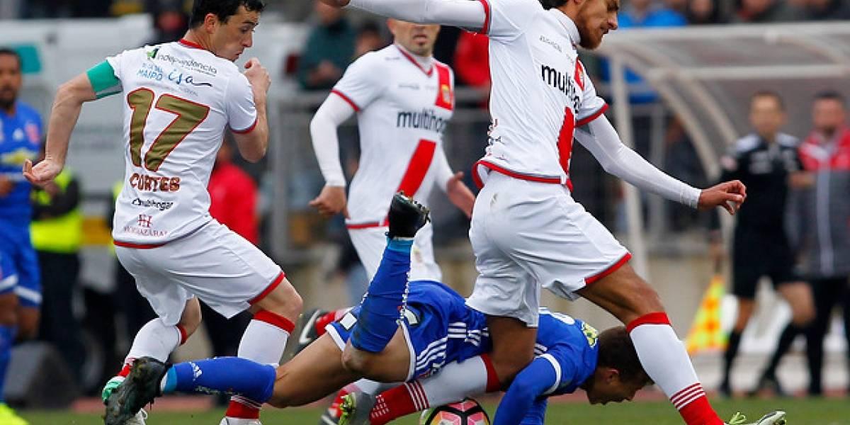 Minuto a minuto: Curicó y Wanderers enfrentan un duelo clave en la lucha por el descenso