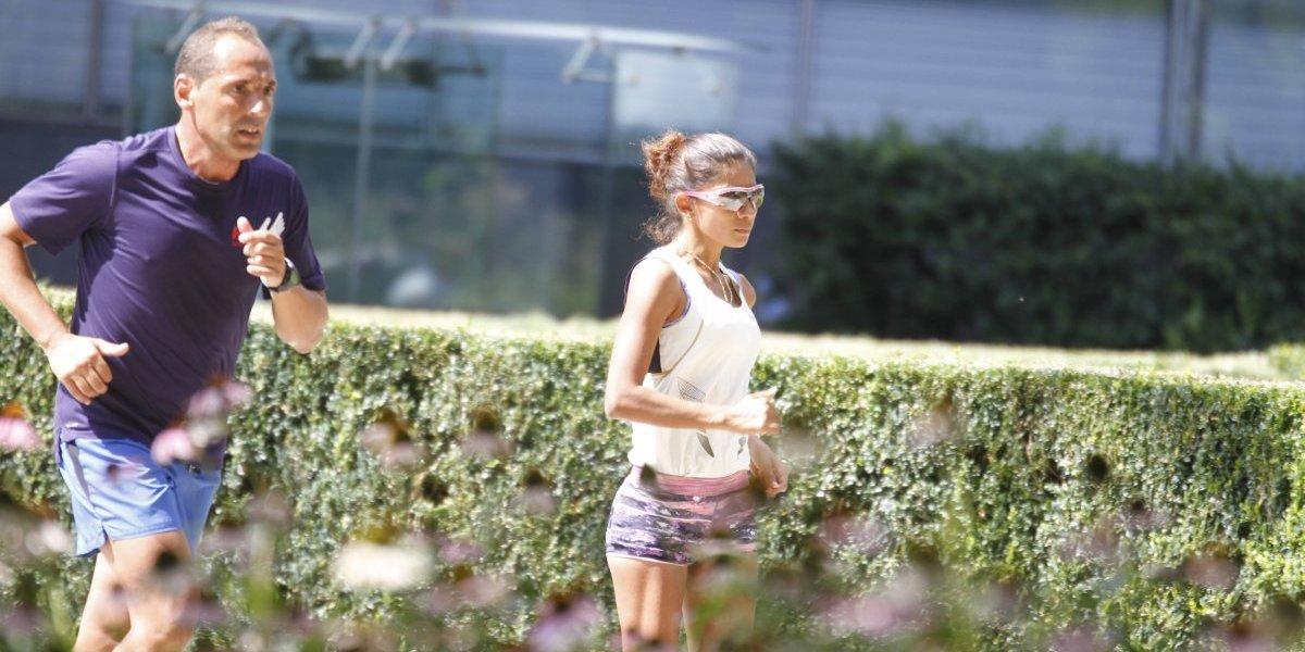 VIDEO. Londres 2017: sola frente al resto, Mirna Ortiz sale con todo a la ruta del Mundial