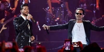 """Maluma junto a Marc Anthony lanza versión salsa de Felices los 4"""""""