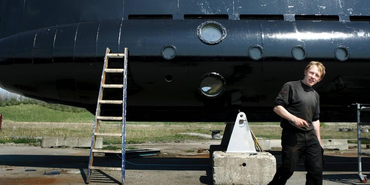 Acusan a dueño de submarino amateur hundido