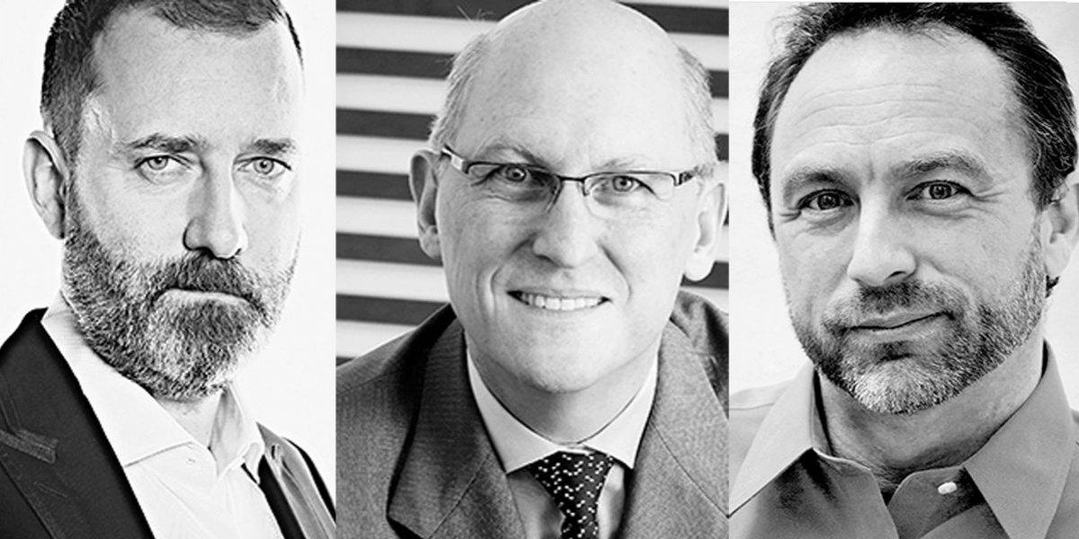Los conferencistas internacionales que vendrán a Guatemala para el Tigo Business Forum