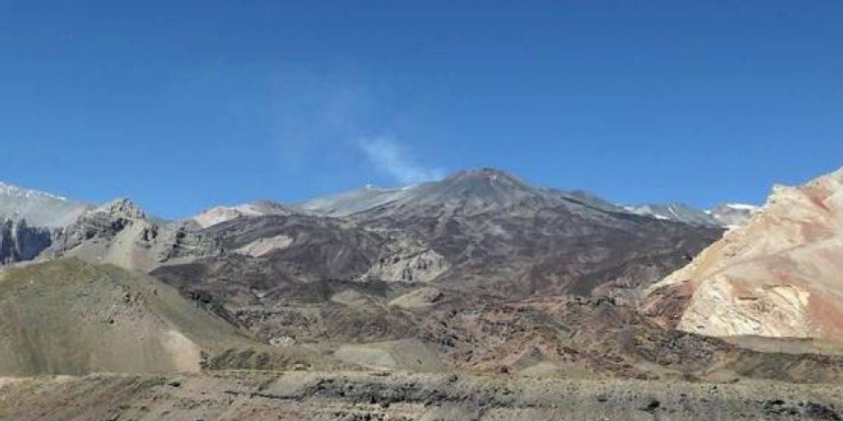 Disparo sísmico en la Región Metropolitana: volcán Tupungatito registra 42 eventos en una hora