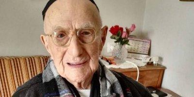 Muere en Israel Yisrael Kristal, el hombre más viejo del mundo y superviviente del Holocausto