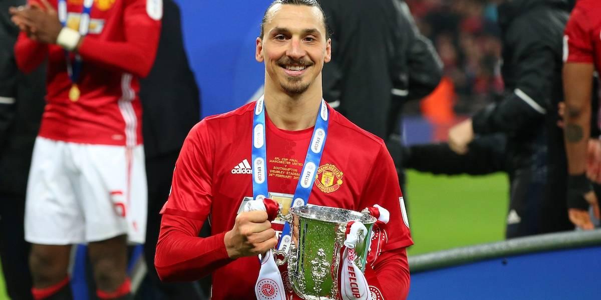 Confirma Mourinho negociaciones para el regreso de Zlatan al ManUtd