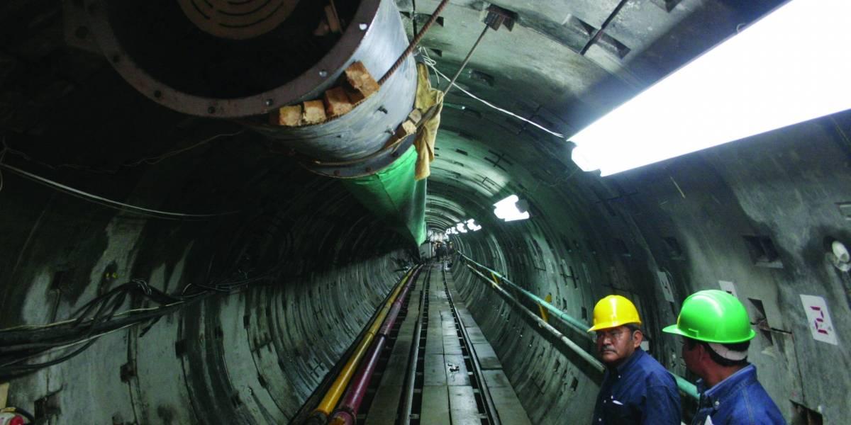 Se colapsa drenaje de la CDMX; un sistema viejo y sin mejoras