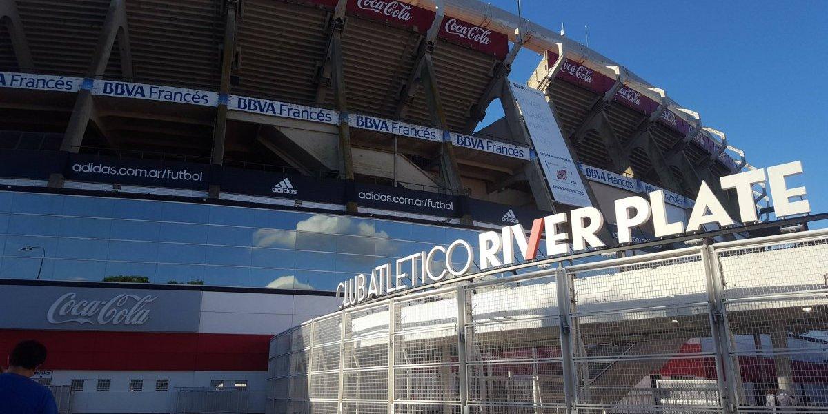 Desalojan instalaciones de River Plate por amenaza de bomba