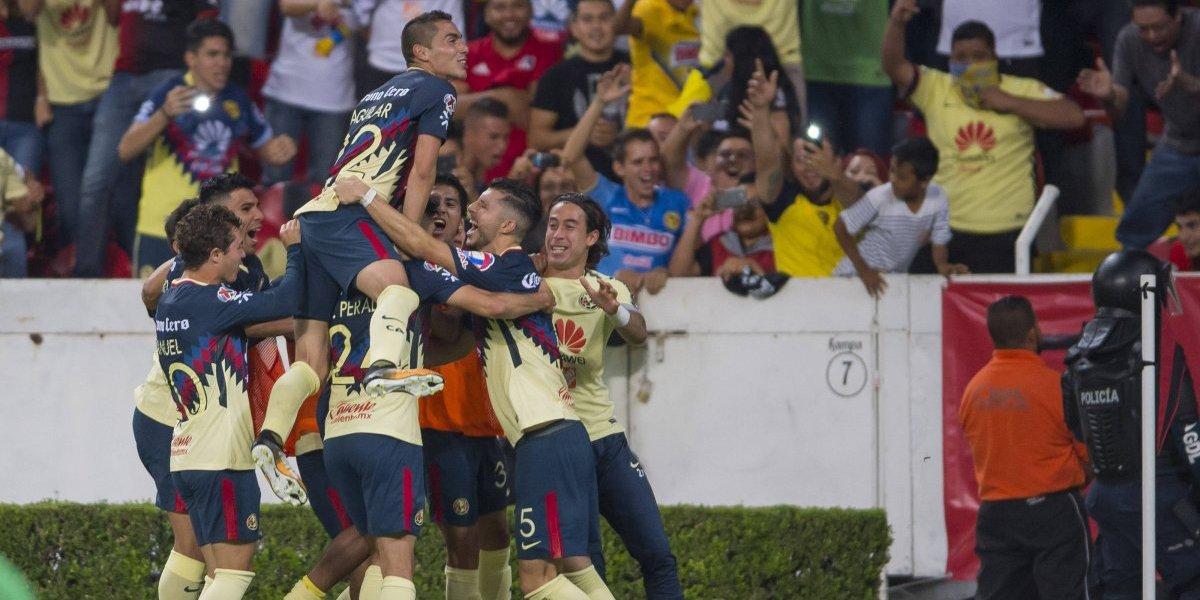 ¡A lo Atlas! Los Zorros caen en el Jalisco con gol de América al último minuto