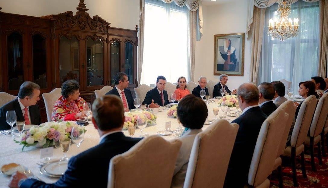 Foto: Facebook, Enrique Peña Nieto