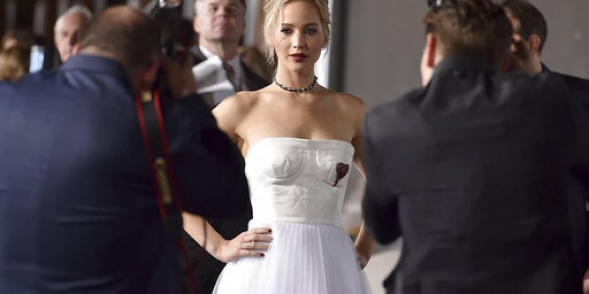 Jennifer Lawrence se abre sobre su novio, Darren Aronofsky