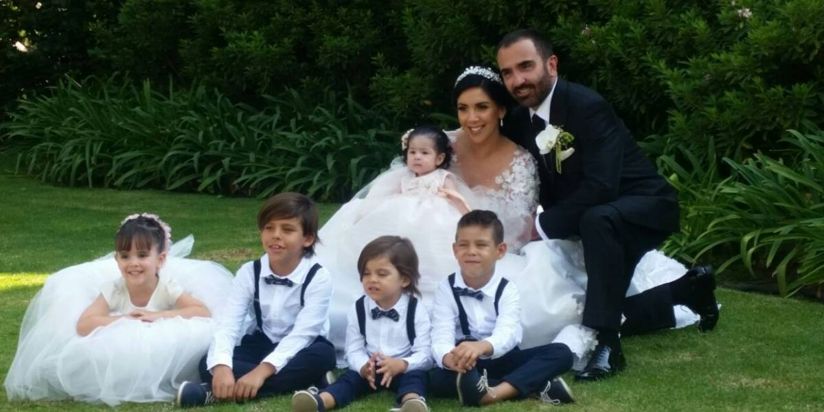 Vicente Fernández brilló por su ausencia en la boda de Vicente Jr