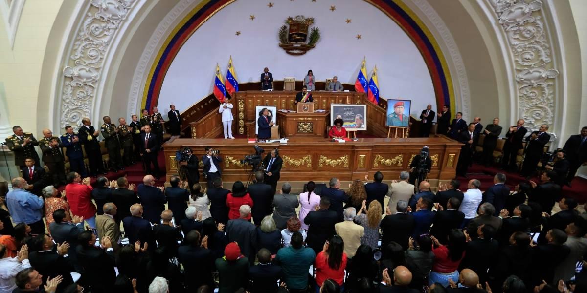 Constituyente adelanta a octubre las elecciones de gobernadores en Venezuela