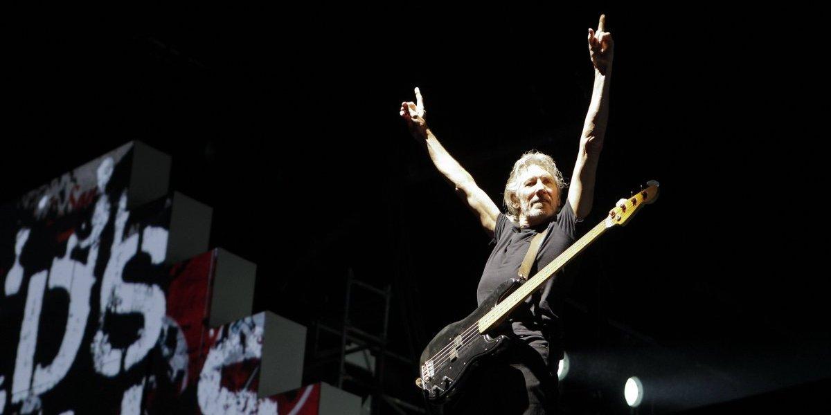 Roger Waters acusa a Radiohead de apoyar al gobierno de Israel