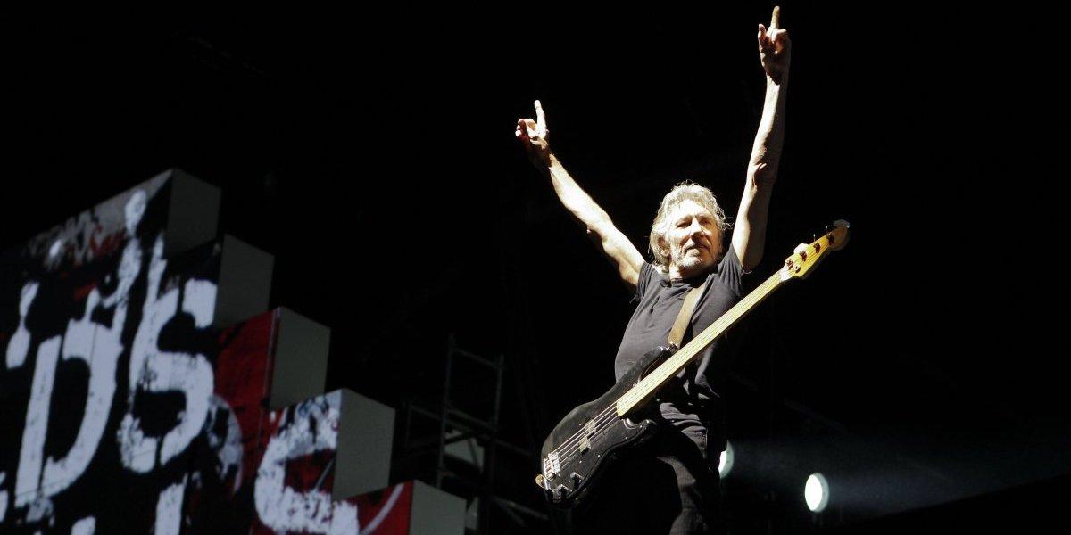 Roger Waters podría irse preso en Brasil