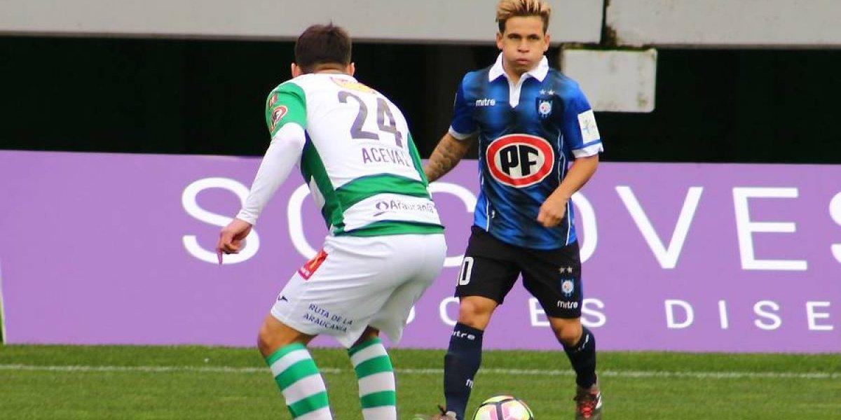 Temuco y Huachipato igualaron sin goles en un apretado partido