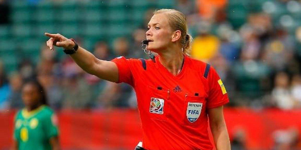 Bibiana Steinhaus será la primer árbitro mujer en la Bundesliga