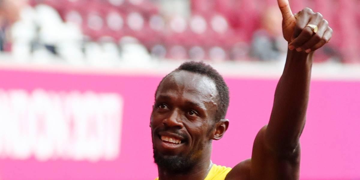 Bolt garante Jamaica na final do 4x100m e vislumbra despedida com ouro