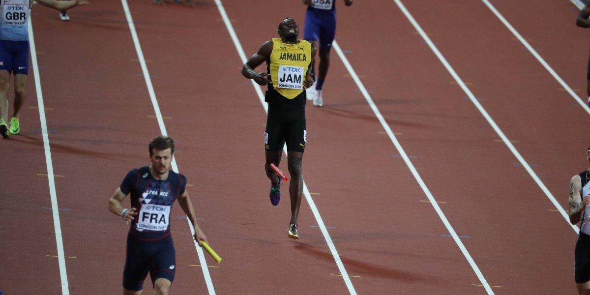 Londres 2017: ¿Qué le pasó a Usain Bolt en la última competencia de su carrera?
