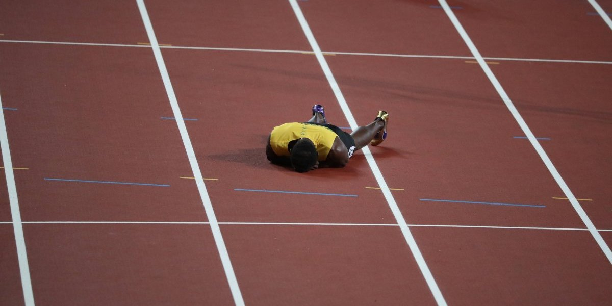 Londres 2017: ¡Drama! Usain Bolt vive un triste final en su despedida