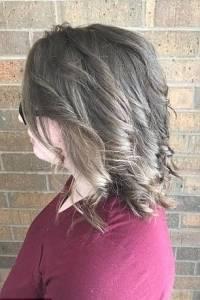 cabello arreglado