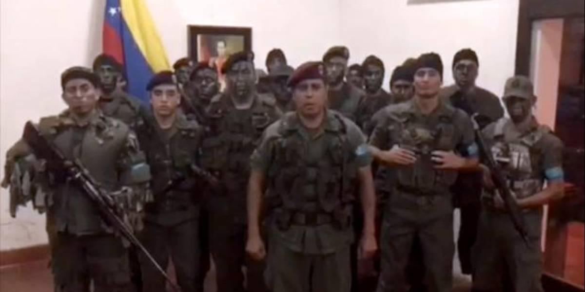 Capturan a los líderes del asalto al fuerte militar en Venezuela entre tensiones con EEUU