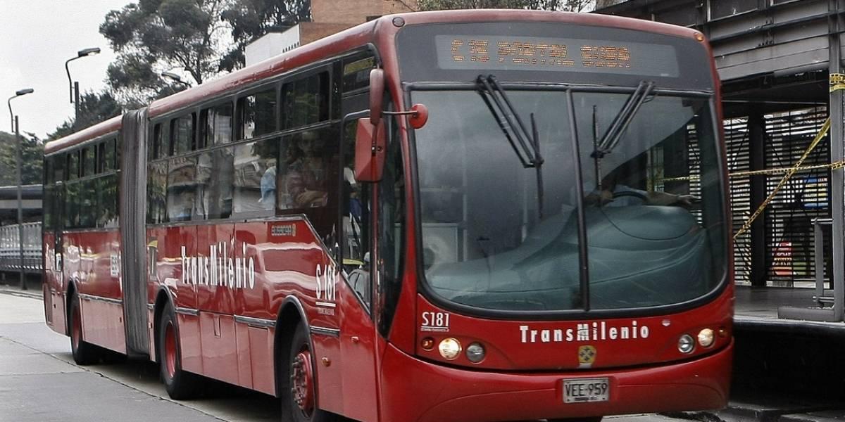 En TransMilenio rige la ley del más fuerte