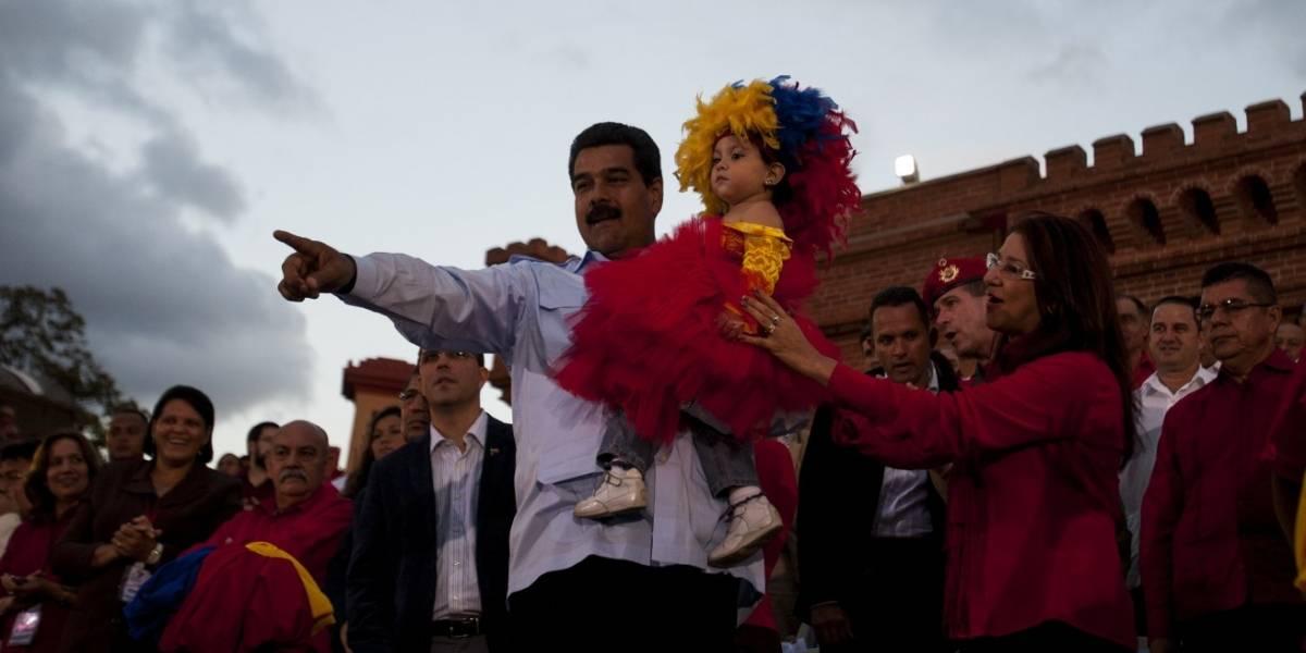 Hijo del presidente de Venezuela amenaza con tomar la Casa Blanca si hay incursión militar