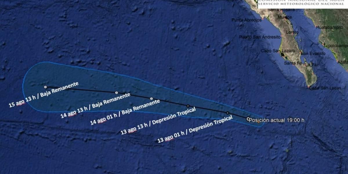 Tormenta 'Jova' se degrada a depresión tropical en el Pacífico