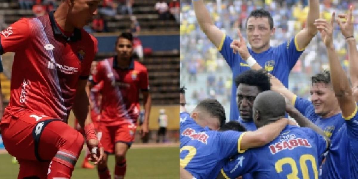 Deportivo Cuenca busca el liderato de Delfín